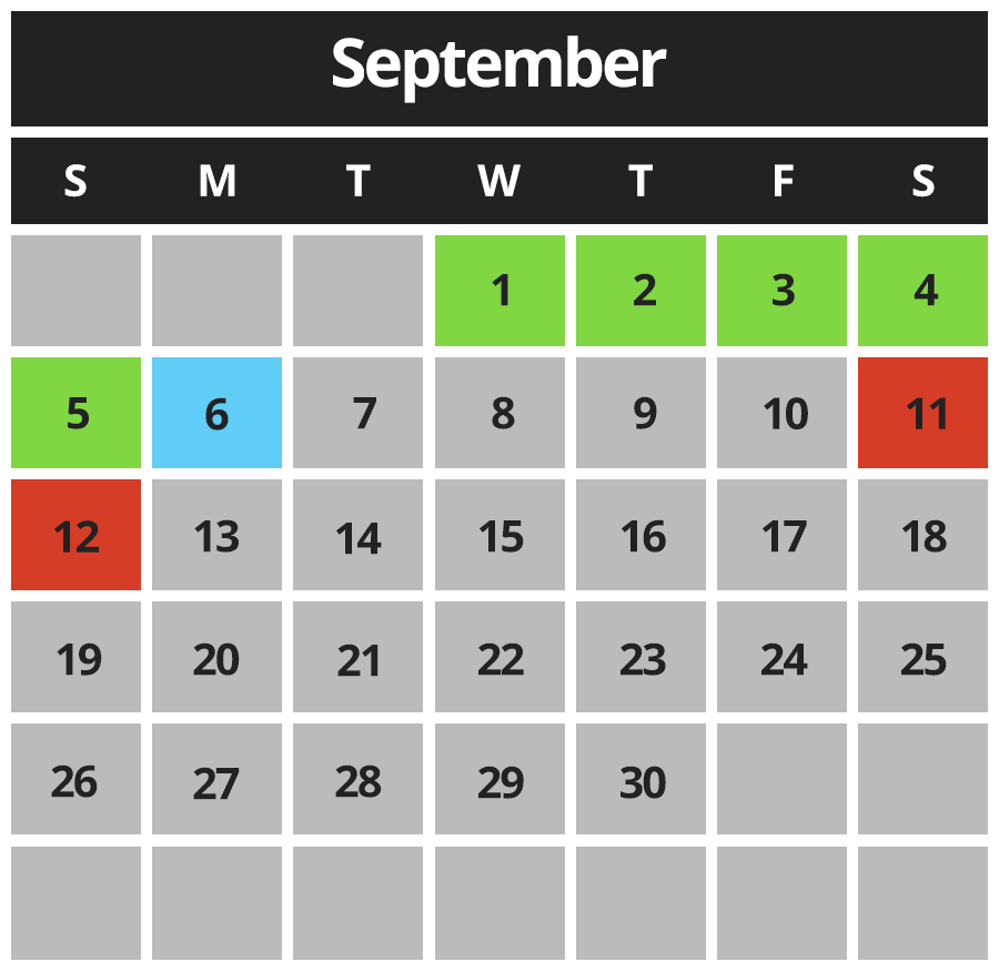 Cavendish Beach Adventure Zone September 2021 Hours