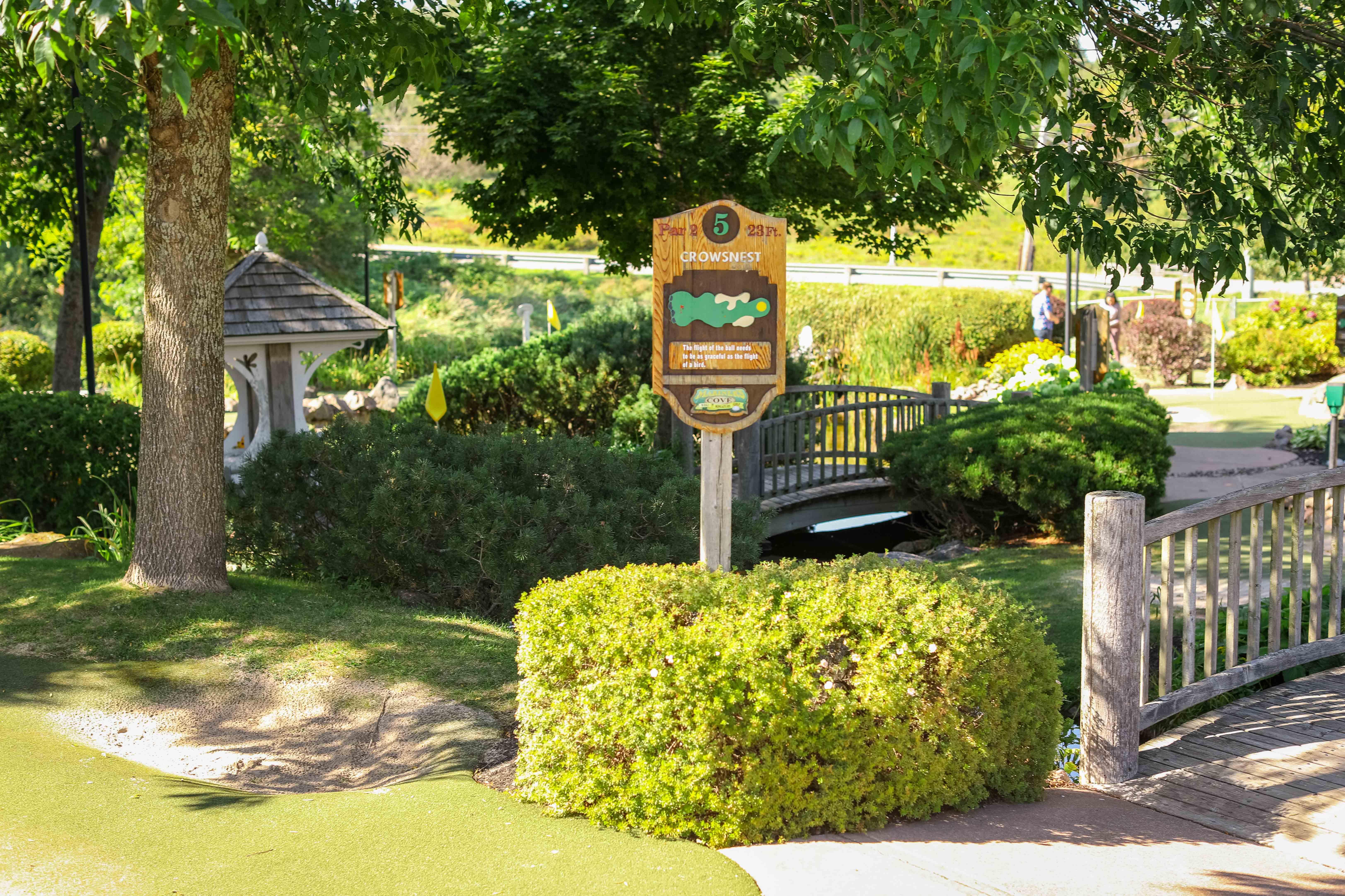 Mariners Cove Mini Golf