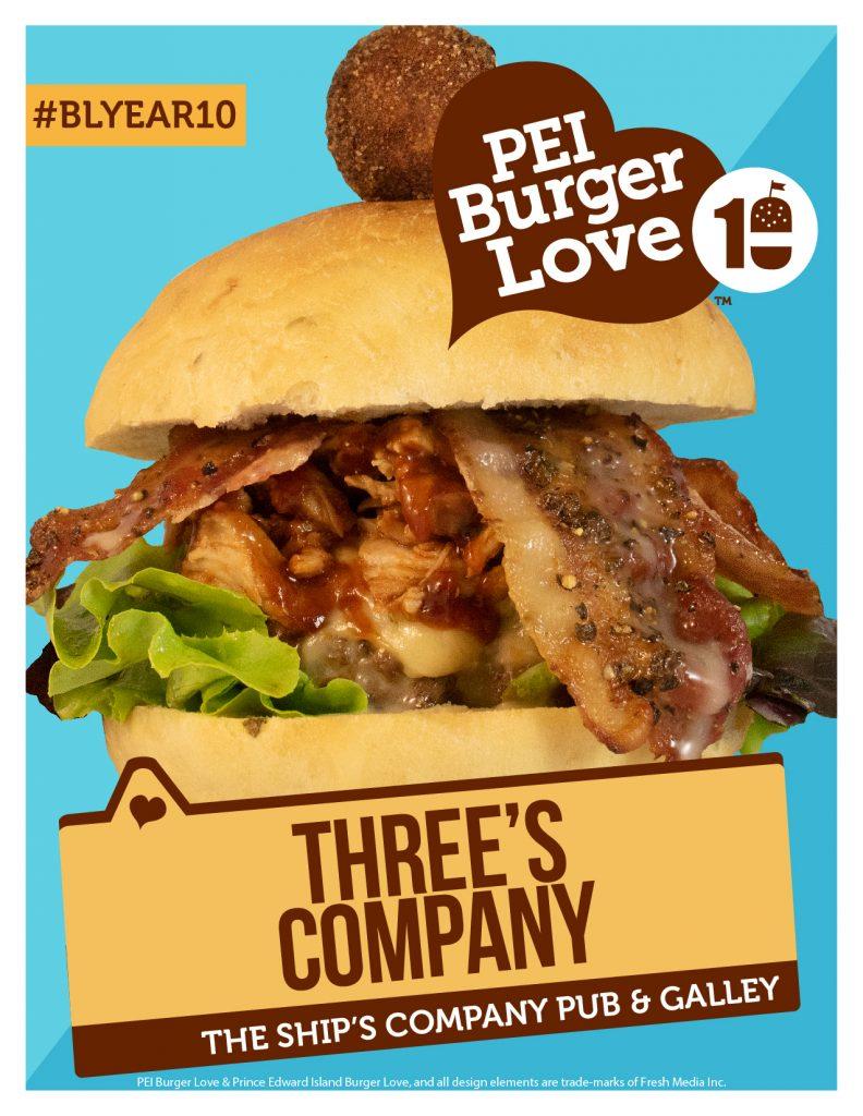 Ship's Company Burger Love
