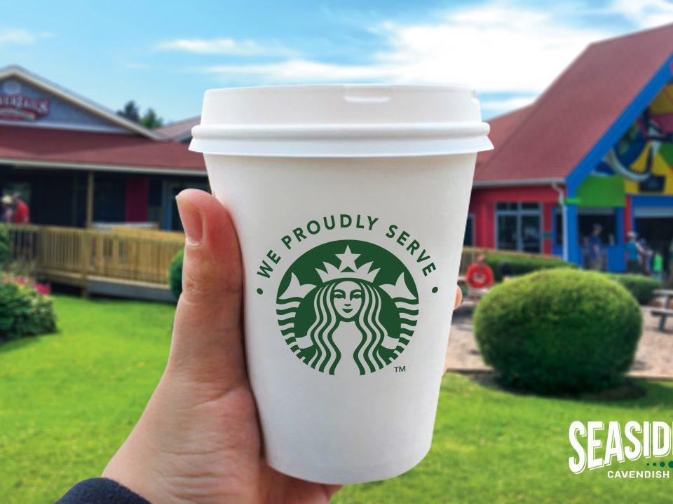 Starbucks Cavendish