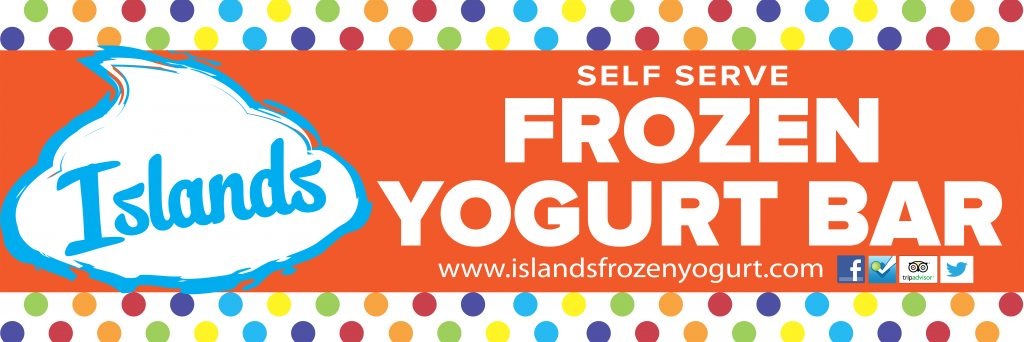 Islands Frozen Yogurt Logo