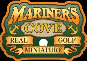 Mariners Cove Miniature Golf Logo