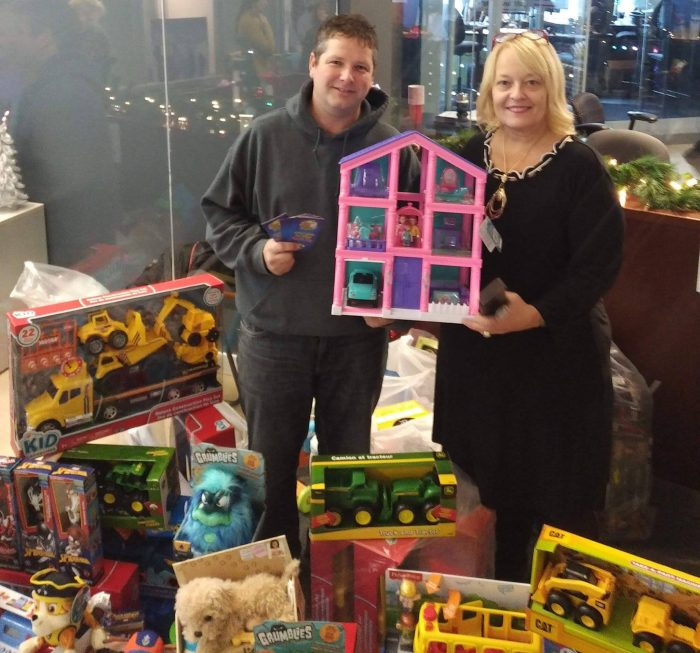 Maritime Fun Group- Toys for Tots Donation