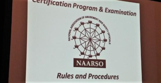 NAARSO Certification