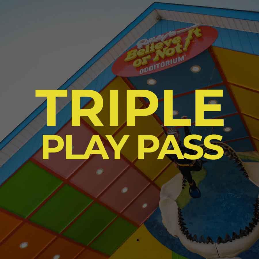 Triple Play Pass