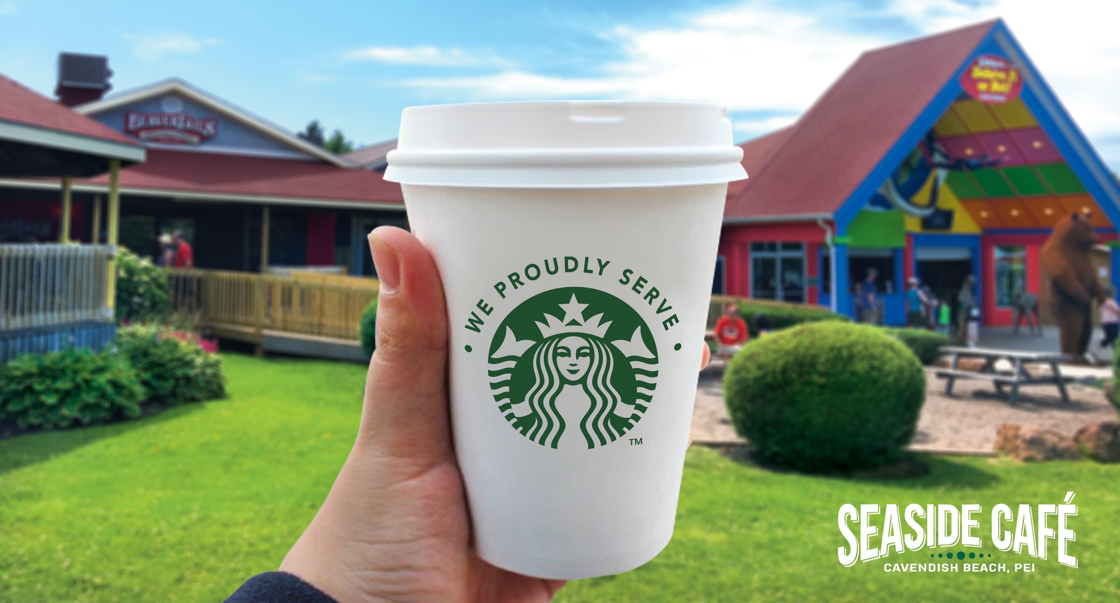 Starbucks Cavendish PEI