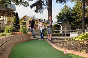 Mini Golf - PEI Attractions