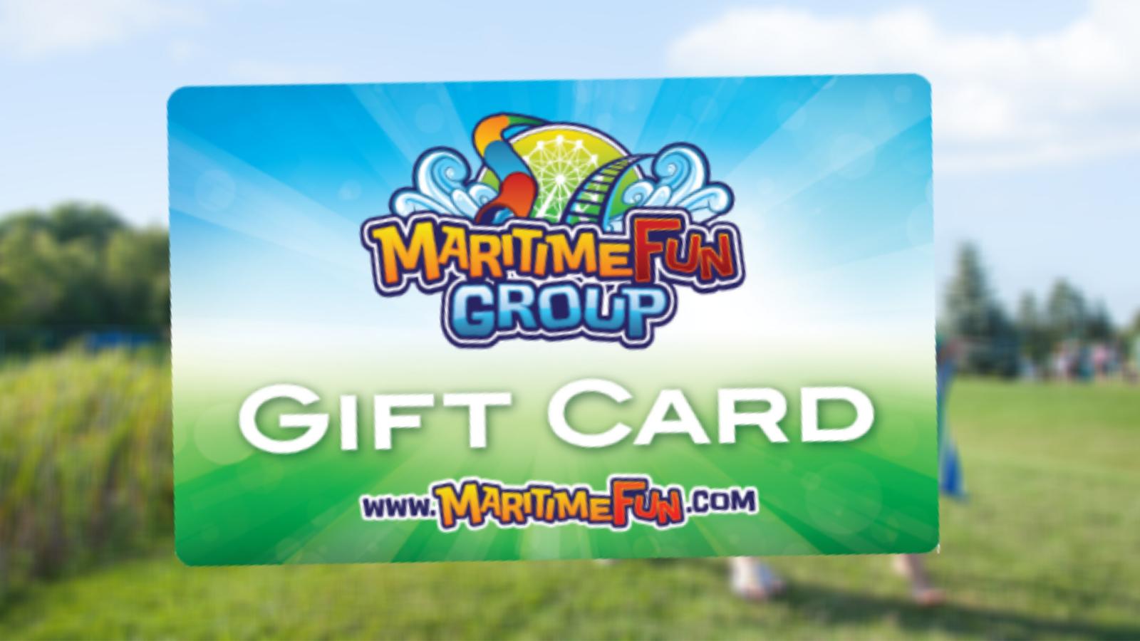 Maritime Fun Group Gift Card
