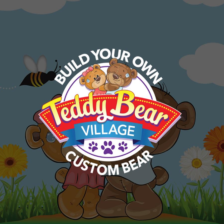 Teddy Bear Village - Build Your Own Custom Bear - Cavendish PEI